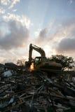 Demolizione a New Orleans Fotografie Stock