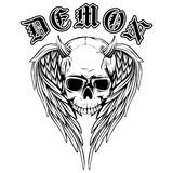 demon illustrazione vettoriale