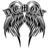 demon illustrazione di stock