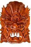 Demon Bali Royaltyfria Foton
