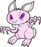 Demon Bunny Vector Stock Images