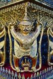 Demon in de tempel Bangkok Azië Thailand Royalty-vrije Stock Afbeelding