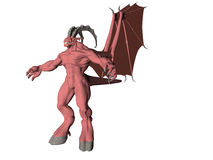 Demon Devil Stock Image