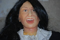 Demon devil doll Stock Photo