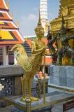 Demon guardian in Wat Phra Kaeo Royalty Free Stock Photos