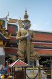Demon guardian in Wat Phra Kaeo Royalty Free Stock Images