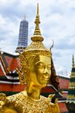 Demon Guardian at Wat Phra Kaew, Temple Royalty Free Stock Image
