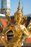 Demon Guardian at Wat Phra Kaew Stock Photography