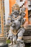 Demon Statue in Bali, Indonesia. Demon hindu Statue in Bali, Indonesia Stock Photos