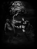 Demon Hunter Stock Images