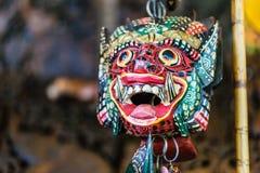 Demon mask Stock Image