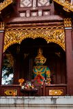 The Demon Statue On Grand Palace Royalty Free Stock Photo