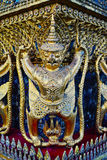 Demon in the temple Bangkok asia thailand Royalty Free Stock Image