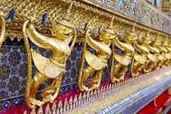 Demon w świątynnym Bangkok Obraz Stock