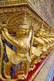 Demon w świątynnym Bangkok Asia Obraz Stock
