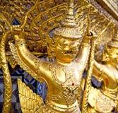 demon w świątynnym Bangkok Asia Thailand abstrakcie Zdjęcia Stock