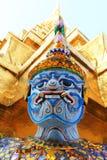 Demon Wata Phrakaew Uroczysty pałac Bangkok Obrazy Royalty Free