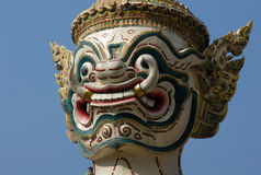 demon z bangkoku Zdjęcia Stock