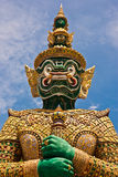 Demone della protezione - Royal Palace Fotografia Stock Libera da Diritti