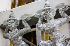 Demone di Temple of Dawn Immagine Stock Libera da Diritti