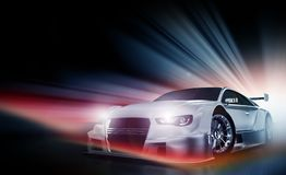 Demone di velocità Fotografia Stock