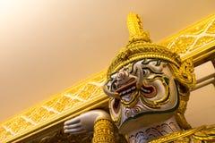Demone gigante, Tailandia Fotografia Stock Libera da Diritti