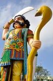 demonindia mahishasura mysore Royaltyfri Bild