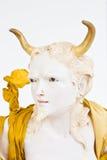 Demonio Foto de archivo libre de regalías