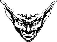 Demonio stock de ilustración