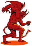Demonio Imagen de archivo libre de regalías