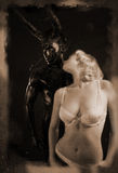 Demonio Imagen de archivo