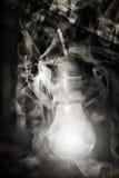Demonisk spöke Royaltyfria Bilder