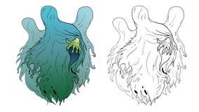 Demons royalty free illustration