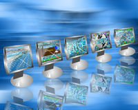demonstração Imagens de Stock