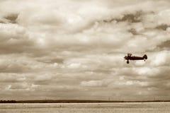 Demonstração aérea Fotografia de Stock Royalty Free