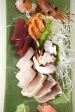 Demonstrador do sushi Imagem de Stock