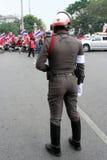 demonstranci Fotografia Royalty Free