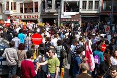 Demonstratie Stock Afbeelding