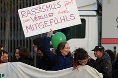 demonstratie stock afbeeldingen