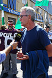 Demonstratie in Marchena Sevilla 4 Royalty-vrije Stock Fotografie