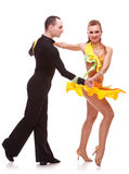 Demonstration of dance Royalty Free Stock Images