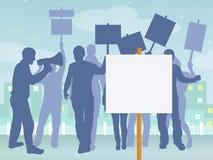 Demonstration Stock Photography