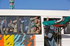 Demonstration in Lebanon Stock Images