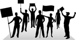 Demonstre Foto de Stock