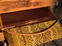 Demonstre objetos do trabalho local do artesanato imagens de stock royalty free