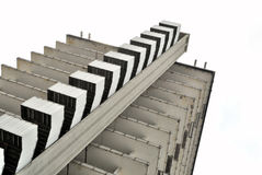 Demonterad byggnad Arkivfoton