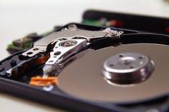 demontujący prowadnikowy hard Część komputer osobisty, laptop Zdjęcie Stock