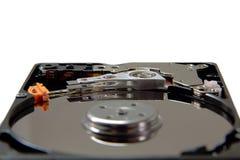 demontujący prowadnikowy hard Część laptop Fotografia Stock