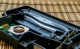 Demontująca drukarka laserowa laseru jednostka Zdjęcie Stock