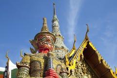 Demonu opiekun, Bangkok Zdjęcia Stock